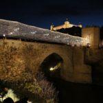 Piden un proyecto previo de la iluminación navideña de Toledo para evitar daños en el patrimonio