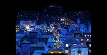 El espectáculo audiovisual 'Toledo tiene Estrella', cita en Bisagra el 22 de diciembre