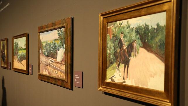 Joaquín Sorolla, su relación con Toledo y el paisaje en la exposición 'Tierra Adentro'
