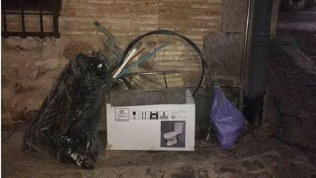 ¿Es posible acabar con el bolseo en el casco de Toledo? Tres casos que pueden servir de ejemplo