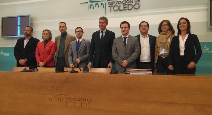 La Diputación de Toledo destinará el 23% de su Presupuesto de 2018 a partidas sociales
