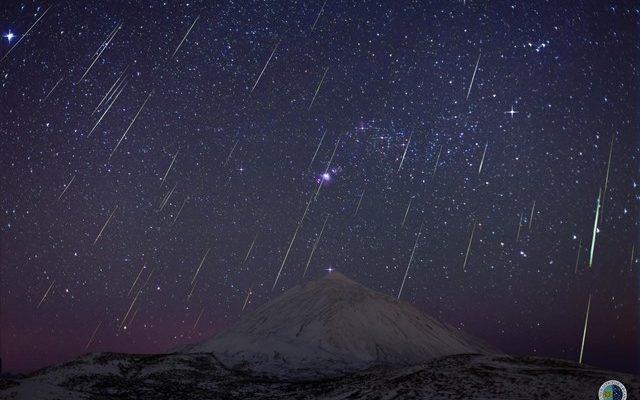 Se acerca la lluvia de estrellas más esperada del año: las Gemínidas