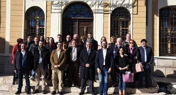 El PP y Ciudadanos arrebatan al PSOE la Alcaldía de Quintanar de la Orden