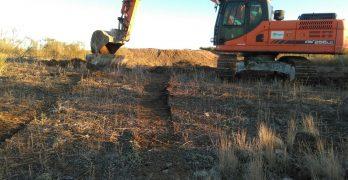 Tragsa ya tiene permiso para sellar el amianto en Toledo, sin visos de retirada definitiva en 2018