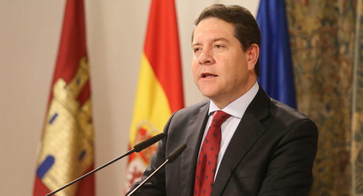 """García-Page: el Hospitalito reabrirá por las """"personas"""" y no por """"los que le dan a la cacerola"""""""