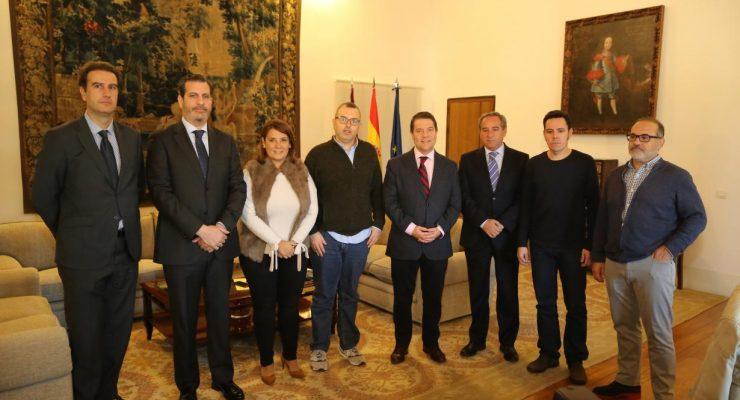 García-Page trasladará a Rajoy las demandas del Pacto del Ferrocarril de la provincia de Toledo