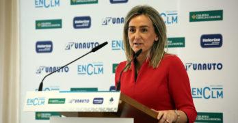 """Tolón no descarta ser presidenta de Castilla-La Mancha: """"Pasito a pasito"""""""