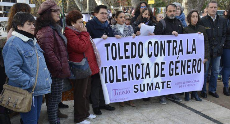 El Consejo Local de la Mujer aboga en Toledo por un año 2018 libre de violencia machista