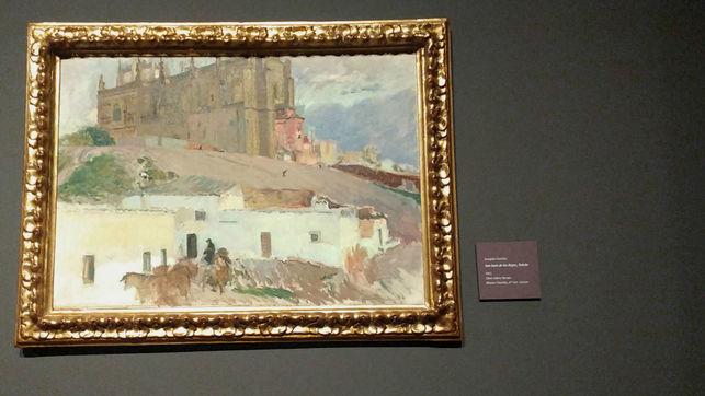 La exposición de Sorolla en el Museo de Santa Cruz de Toledo ha superado ya las 10.000 visitas