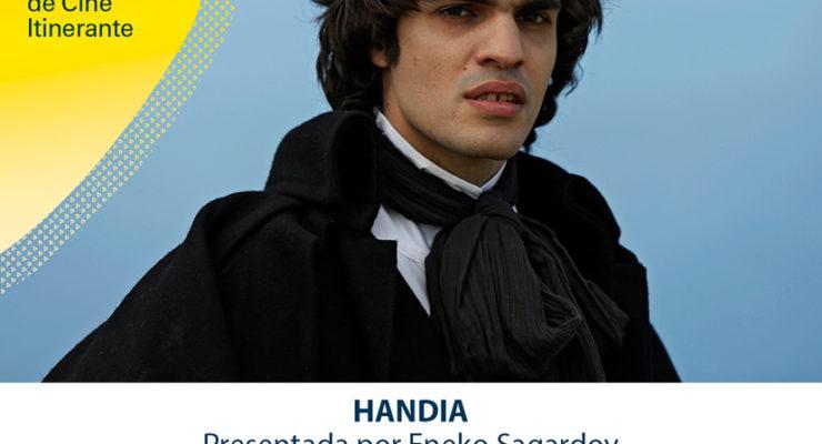 Illescas, en el Ciclo Cine Itinerante Premios Goya 2018, con la proyección de 'Handia'