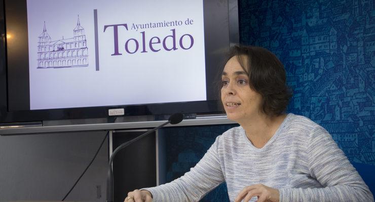 El Ayuntamiento abre la primera consulta ciudadana a través de 'Participa Toledo'
