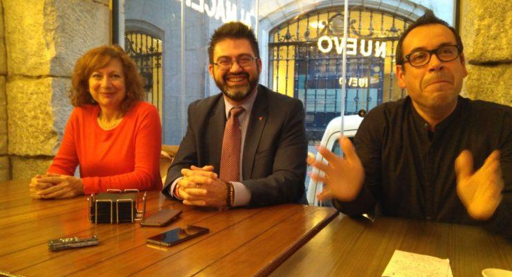 """Sánchez Mato, optimista: la ley de Estabilidad Presupuestaria """"podría cambiarse en un mes"""""""