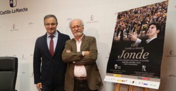 La música de Sánchez Verdú y R.Strauss, en el Rojas de la mano de la Joven Orquesta Nacional de España