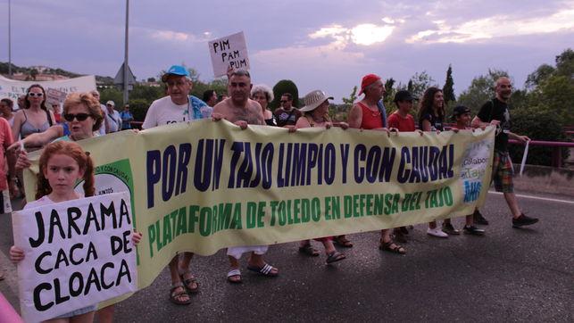 ¿Por qué necesita el Tajo más activismo ciudadano en 2018?
