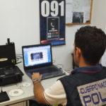 Detenido un hombre en Toledo por descargar pornografía infantil a través de Internet