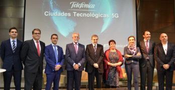 Talavera será, junto a Segovia, la primera ciudad de España en contar con la tecnología 5G