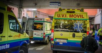 """Denuncian la """"desprotección"""" de profesionales sanitarios que atienden urgencias"""