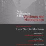 Luis García Montero participa este sábado en el homenaje a las víctimas toledanas del nazismo
