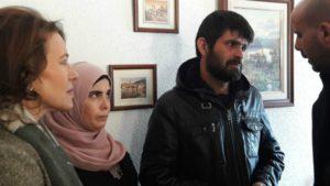 """""""Que pare la masacre"""": la petición desesperada de una familia de refugiados sirios en Toledo"""