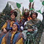 Hasta 500 personas darán vida a la cabalgata de los Reyes Magos
