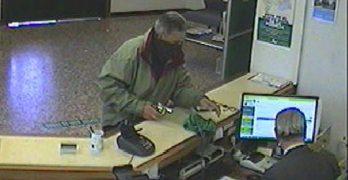 Detenido el presunto atracador de una sucursal bancaria en Lucillos