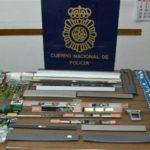 Detenidos en Madrid y Toledo dos expertos instaladores de dispositivos de clonado de tarjetas en cajeros