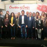 'Chesco' Armenta, nuevo secretario general de la Agrupación Local del PSOE en Toledo