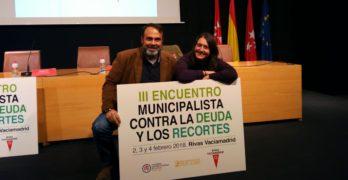 Ganemos Toledo, en el movimiento municipalista contra la deuda de Rivas Vaciamadrid