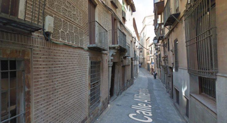 Cortes de tráfico en las calles Alfileritos y del Ángel