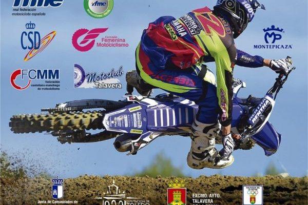 Talavera acogerá el 10 y 11 de marzo una de las pruebas del Campeonato de España de Motocross