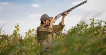 Un arma de caza no es un juguete