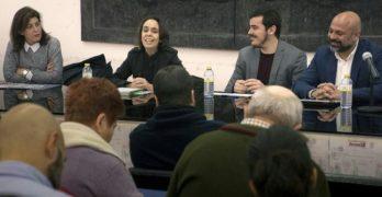 """Encuentros de participación ciudadana para trabajar en el """"núcleo de la democracia"""""""