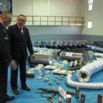 Siete detenidos y 3.000 plantas de marihuana intervenidas en Toledo
