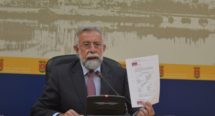 Ramos pide a Page que no firme el contrato-programa de la UCLM si no incluye Informática para Talavera