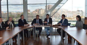 El Ayuntamiento inicia las mesas sectoriales del Plan Estratégico en Talavera de la Reina