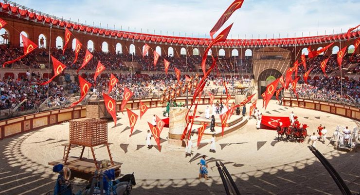"""Ganemos Toledo, sobre el Puy de Fou: """"El Gobierno regional debe garantizar que si la aventura sale mal no quede ahí otro Quixote Crea"""""""
