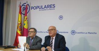 La justicia anula la comisión de investigación sobre los pisos de la Diputación de Toledo
