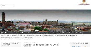 """PSOE, Ganemos y Vox denuncian el uso """"partidista"""" de la web del Ayuntamiento de La Puebla de Montalbán por parte del PP"""