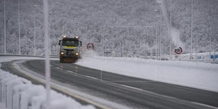Toledo, una de las provincias más afectadas por el temporal de nieve
