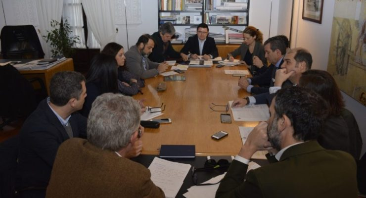 """Acabar con el """"laberinto judicial"""" del POM, objetivo común de la Corporación municipal de Toledo"""
