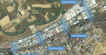 Toledo mejorará este año los accesos al Polígono industrial e insta al Estado a acometer los de la A-42 al residencial