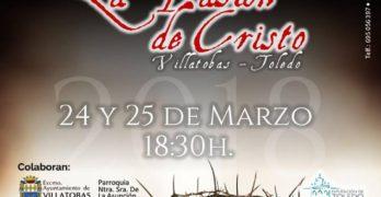 Más de 100 actores representarán 'La Pasión de Cristo' por las calles de Villatobas