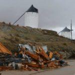 Consuegra pide la declaración de zona de emergencia tras los daños por el temporal