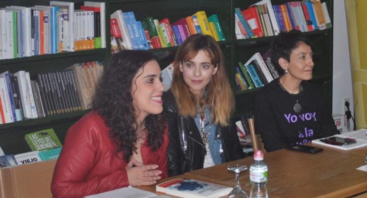 """Leticia Dolera: """"Las mujeres tenemos que conseguir hacer mucho ruido"""""""