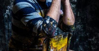 Un artista se recluye en el Convento de las Carmelitas Descalzos para preparar su próximo libro