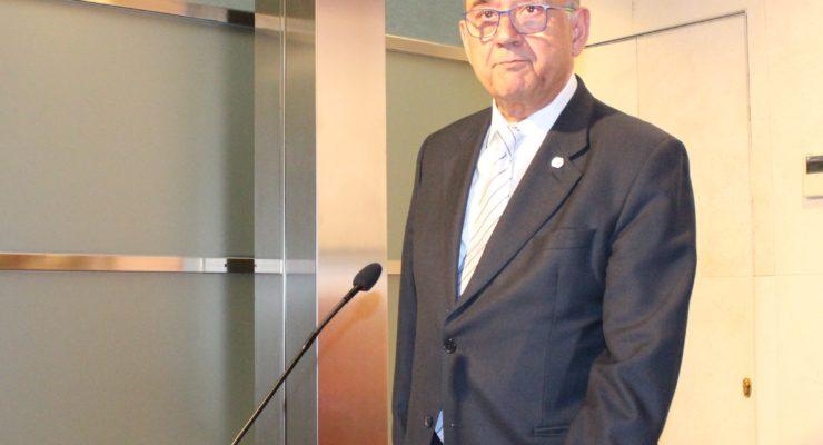 Rodríguez Sendín toma posesión como presidente de la Comisión de Deontología de la OMC