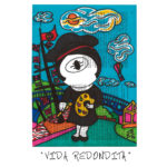 'Vida Redondita', una metáfora colorida del universo de Stefanía Se Novillo