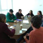 Podemos y Ganemos Toledo se reúnen para abordar las posibles confluencias electorales en 2019