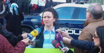 La talaverana Susana Guerrero, de nuevo en el banquillo por presunta denuncia falsa contra su maltratador