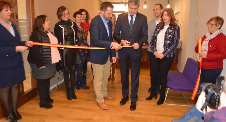 El nuevo Centro de la Mujer de Torrijos prestará servicio a 18 localidades de la provincia